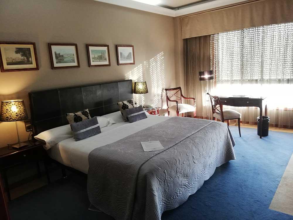 Habitaciones Hotel Ciudad De Vigo